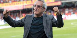 """Benevento, Vigorito: """"Non venite allo stadio. Festeggiamenti rimandati"""""""