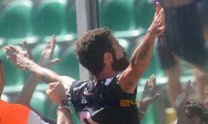 """Il messaggio di Gianni Ricciardo: """"Palermo, rialziamoci!"""" / FOTO"""