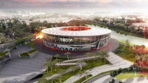 """Stadio della Roma, clamoroso: ora si pensa al """"Flaminio"""""""